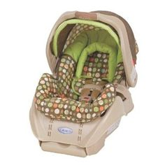 Graco Snugride Infant Car Seat, Lively Dots (Baby Product)  http://www.amazon.com/dp/B002TUTRU8/?tag=feedbacknew0b-20