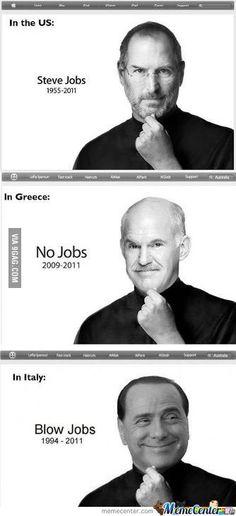 US Vs Greece Vs Italy (Italy wins for me)