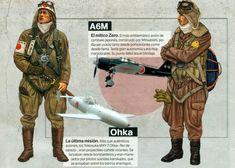 Ww2 Aircraft, Military Aircraft, Kamikaze Pilots, Pilot Uniform, Navy Uniforms, Japanese Mythology, Imperial Japanese Navy, War Thunder, Fighter Pilot
