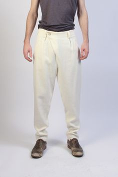 Skuld Crossover Pant Mens Attire, Well Dressed, Crossover, Khaki Pants, Collection, Dresses, Fashion, Audio Crossover, Vestidos