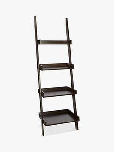 John Lewis & Partners Bali Leaning Shelf Ladder at John Lewis & Partners