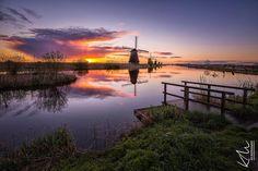 #super_holland #canonnederland #holland_photos #holland_photolovers #photooftheday #ig_discover_holland #wonderful_holland #madeinholland #igholland #uwn_holland #love_netherland #igersholland #instandtheland #wind #windmill #molen by k.v.m_art_photography_