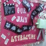 Our Main Attraction Motivation Bulletin Board
