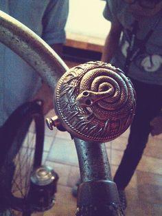 masterpiece bike bell