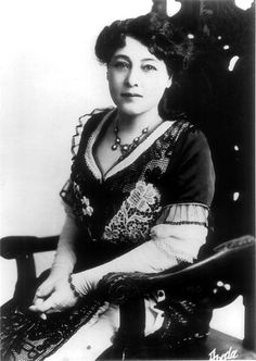 Alice Guy-Blaché (July 1, 1873 – March 24, 1968) was a French pioneer filmmaker who was the first female director in the motion picture industry and is considered to be one of the first directors of a fiction film.