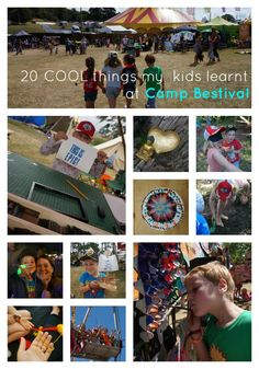 20 cool things my kids loved and learned at Camp Bestival - Parent Shaped