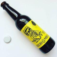 Hidromiel de Cervezas Castreña. Con miel de montaña agua de mar lúpulo citra y cáscara de limón deshidratada.