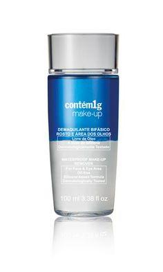 Demaquilante Bifásico | Contém1g make-up