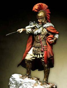 Soldier Commander of Hannibal& Resin Figure Model Kit DIY . Roman Soldiers, Toy Soldiers, Hannibal Barca, Imperial Legion, Greek Soldier, Punic Wars, Greek Warrior, Roman History, Figure Model