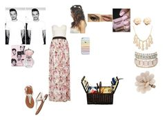 picnic with liam by irissalmeron on Polyvore featuring polyvore, fashion, style, Rare London, Accessorize, Jane Norman, Wet Seal, Kate Spade and Picnic at Ascot