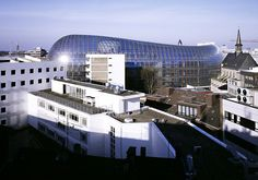 weltstadthaus in Cologne by Renzo Piano
