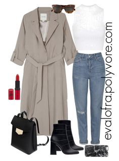 """Untitled #309"" by evalofra ❤ liked on Polyvore featuring Monki, Topshop, Zara, Rimmel, Casetify, CÉLINE, outfit and ootd"