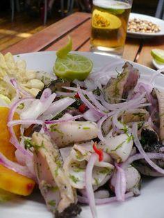 Peruvian Fish Ceviche Recipe | Ceviche Recipes from Around the World