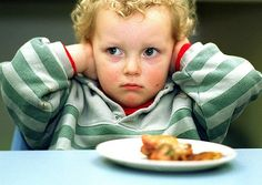"""""""No more fussy eaters..."""" Is the dinner table a battleground of tears, tantrums and threats? Are you at your wits' end to know how to get your fussy child to eat? {Great article on how NOT to raise a fussy eater!}"""