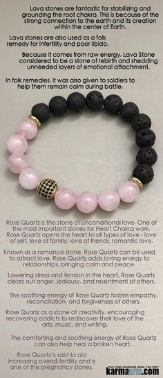 #Rose #Quartz is the stone of unconditional love and is said to aid in increasing overall #fertility - one of the #pregnancy stones. ♛ #BEADED #Yoga #BRACELETS #Mens #Good #Luck #womens #Jewelry #Fertility #Eckhart #Tolle #CrystalsEnergy #gifts #Chakra #reiki #Healing #Kundalini #Law #Attraction #LOA #Love #Mantra #Mala #Meditation #prayer #mindfulness #wisdom #CrystalEnergy #Spiritual #Gifts #ValentinesDay #Valentine #Valentines #Mommy #Blog
