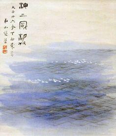 Kai Kozan 甲斐虎山 (1867 - 1961).