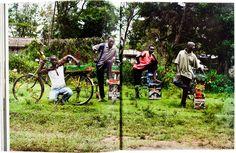 Transport | Bike Taxi Kenya | COLORS Magazine