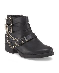Rebel Short Boot