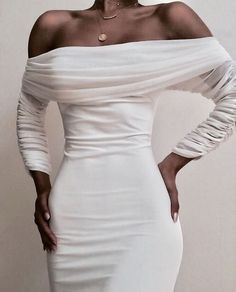 white dress - # Source by weibideen outfits classy date nights Prom Dresses, Summer Dresses, Formal Dresses, Wedding Dresses, Gown Wedding, Swim Dress, Dress Up, Dress Shoes, Shoes Heels
