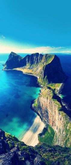 The Lofoten Islands, Norway #travelinspiration