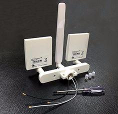 79.99$  Watch now - http://ali2f0.worldwells.pw/go.php?t=32676191869 - Japanese Version DJI Phantom 3 Standard WiFi Signal Extended Antenna Kit By ARGtek 79.99$