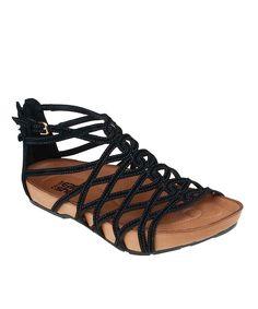 ce81bb1cbdffd Kalso Earth Shoes Black Exquisite Sandal