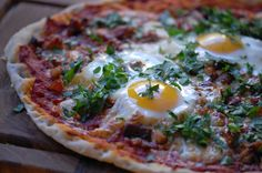 Morgenmads pizza  Valdemarsro.dk
