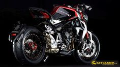 Wicked Wheels Wednesday : MV Agusta Brutale 800 Dragster #WickedWheels #GetGeared
