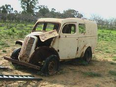 Abandoned Train, Abandoned Cars, Car Barn, Abandoned Vehicles, Rust In Peace, Van Car, Day Van, Train Truck, Vintage Cycles