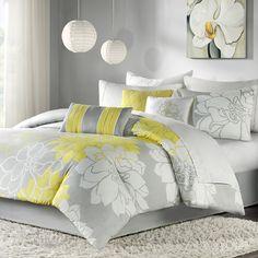 Comforter set found at Kohls. Master Bedroom?
