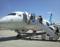 Inside the New(ish) Airplanes of Start-up Airline California Pacific