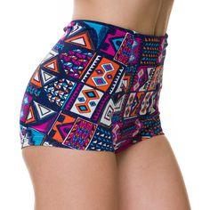 Onzie High Waist Short - Hot Yoga Clothing, Bikram Yoga Clothes, Core Power Yoga