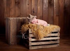Cute baby prop