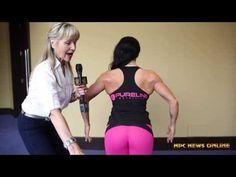 Figure Posing Tutorial Video - YouTube Fitness Tips, Fitness Models, Fitness Journal, Female Trainers, Posing Tips, Figure Poses, Figure Competition, Npc Bikini, Fitness Magazine