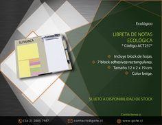 Libreta de Notas Ecológicas