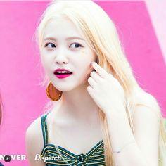 Red Velvet 레드벨벳 : 예리 YeRi : Naver & Dispatch