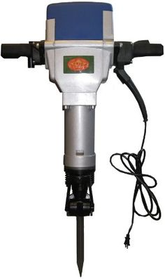 STAR Electric Jack Hammer / Demolition Hammer Kit - Voltage: 110V Frequency: 50/60Hz Impact Rate: 1400/Min Impact Force: 50J Input Power: 2050W Approval: GS/CE/EMC Prostar Equipment Inc. exclusively distributes STAR concrete  masonry power equip