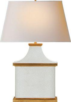 ShopStyle: Alexa Hampton CARMEN TABLE LAMP