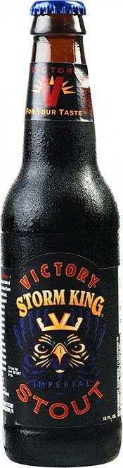 Here's one I've been wanting to try.Storm King Stout from Victory Brewing Company :: Tasting Review