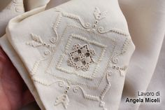 Description:Material: Cotton Linen, Bamboo Embroidery HoopSize: Diameter As the picture showQuantity: 1 x embroidery x needlework x x embroidery x embroidery x embroidery threadsCraft: The embroidery kit contains instructions to teach you how Hardanger Embroidery, Learn Embroidery, Drawn Thread, Needle Lace, Bargello, Cutwork, Embroidery Techniques, Cross Stitching, Tatting