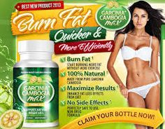 If you want or need to lose even more weight SUPER FAST just add Garcinia Cambogia as a natural weight loss supplement to your detox diet plan.