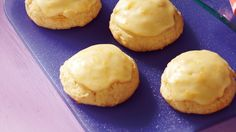 Enjoy these delicious orange flavored cookies - perfect for a dessert.