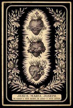 Sagrado Corazón (Sacred Heart)