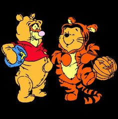 Tiger and Pooh