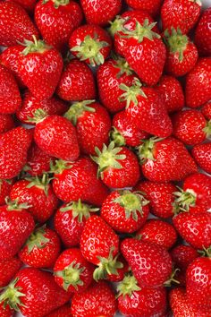 Strawberries ~ Dr. Ihaleakala Hew Len says this fruit has a calming cleansing effect on the mind. Eat fresh or dried, in jam or anything. Not only healthy for us to eat, but also good for the soul! Strawberries heal the heart and depression.