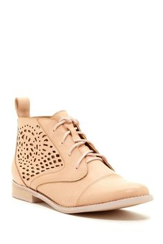TRENDING PINS- HauteLook | Carrini Oxfords & More: Modern Rebel Maziela Bootie