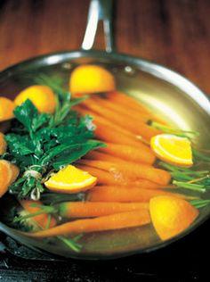 carrots with thyme, cumin & orange butter   Jamie Oliver   Food   Jamie Oliver (UK)