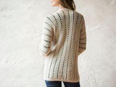 99cf442da522e CROCHET PATTERN - Polus Cardigan Crochet Pattern - PDF Crochet ...