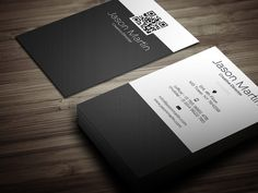 Check out Soft Corporate Business Card by bouncy on Creative Market