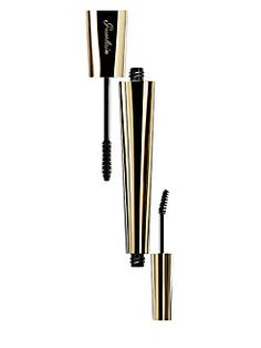 Guerlain - Le 2 Two Brush Mascara - Luxe for your eyes, decadent fragrant smell and amazing for shorter eyeleashes.